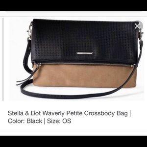 NWOT  Stella & Dot crossbody/clutch bag